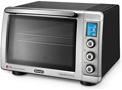 DeLonghi DO 32852  - Horno de convección, 2200 W, color negro
