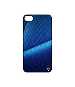 Vogueshell Blue Pattern Printed Symmetry PRO Series Hard Back Case for Apple iPhone 7 Plus