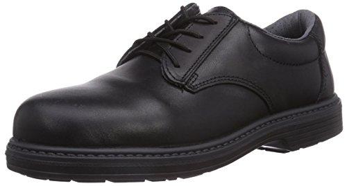 MTS Sicherheitsschuhe M City Paris S3 Flex 19101, Chaussures de sécurité mixte adulte Noir (Schwarz)