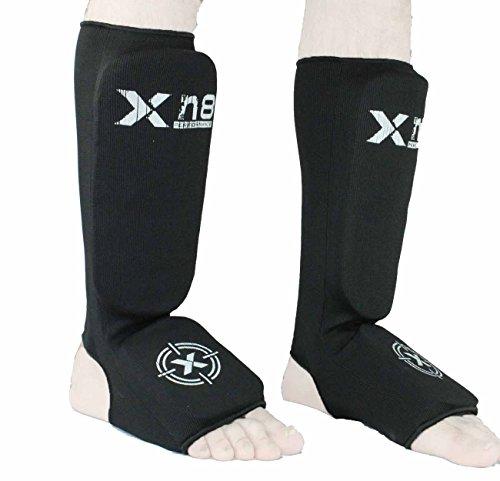 mma-shin-instep-guard-leg-pads-muay-thai-boxing-training-protective-gear-kickboxing-martial-artsblac