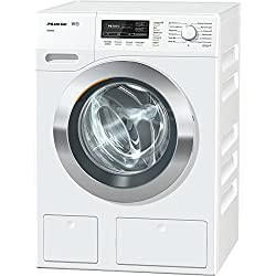 Miele WKG130WPS D LW TwinDos Waschmaschine Frontlader / A+++ / 176 kWh / Jahr / 9900 Liter / Jahr / 8 kg / Lotosweiß / 1600 UpM / Thermo-Schontrommel / TwinDos