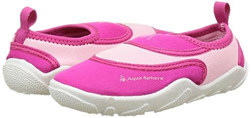 Aqua Sphere BEACHWALKER Acqua Scarpe della ragazza Rosa - rosa