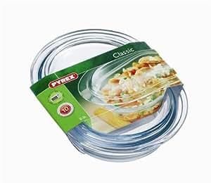 Pyrex Glass Oval Casserole, 0.5L