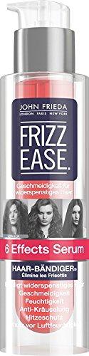 John Frieda Frizz Ease 6 Effects Haarbändiger Serum, 1er Pack (1 x 50 - Haar-john Serum Frieda