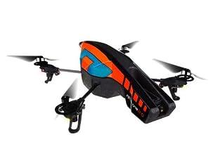 Helicóptero para pilotar desde móviles. Drone Parrot