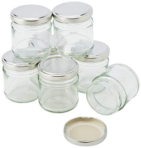 Nutley \'s 100ml kleine Marmeladen-/Chutneygläser Jar (90Stück)