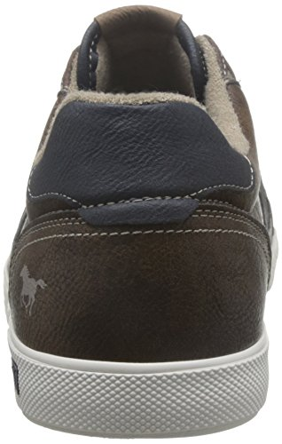 Mustang Herren 4120-301-360 Sneaker Braun (Mittelbraun)