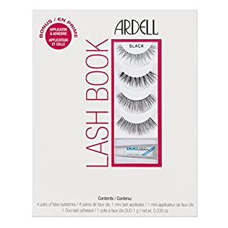 Ardell Lashbook with Free DUO Glue