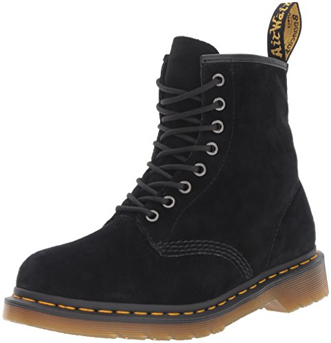 Dr. Martens 1460 Soft Buck, Brogues Mixte Adulte, Marron