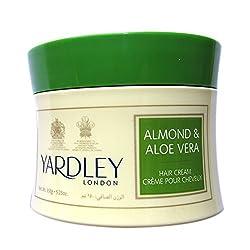 Yardley Hair Cream Almond & Aloe Vera