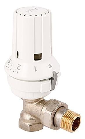 Danfoss Thermostat-Komplettset Typ RA-N, 1 Stück, 1/2 Zoll, 27186 8