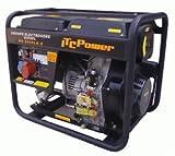 ITC 5500W dg6000le de 3400V 230V e-start obras Generadores de corriente Diesel