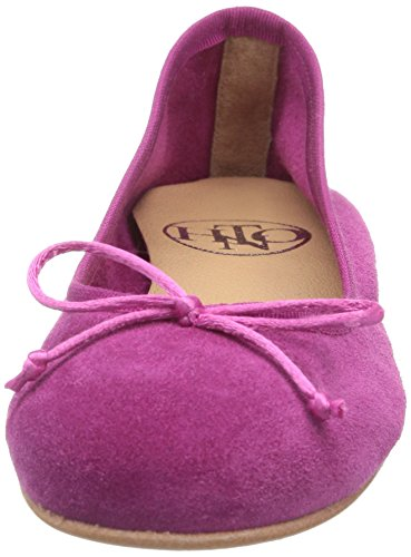 Accatino 840676, Ballerines fermées femme Rose - Pink (fuchsia)