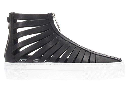 Cult Donna Sneaker CLE102928 Sneaker alta love mid Nero