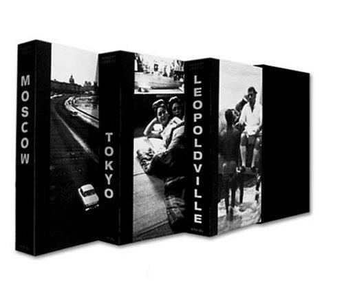 Robert Lebeck: Tokyo / Moscow / Leopoldville: Tokyo Bk. 1 by Robert Lebeck (Box set, 26 Jan 2009) Paperback