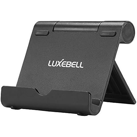 Soporte Móvil Luxebell Soporte Multi-Ángulo Portátil para 5-10 inches Tablets, Kindle, e-readers y Smartphones -