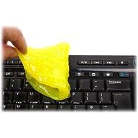 DURAGADGET Potente Gel Limpiador Para Packard Bell Easynote LE11BZ - 11206G50MNKS/LE69KB - 12504G50MNSK - Innovador Sistema Para Limpiar Su Portátil