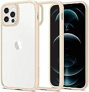 جراب Spigen Ultra Hybrid مصمم لهاتف iPhone 12 وiPhone 12 PRO / غطاء (6.1 بوصة)