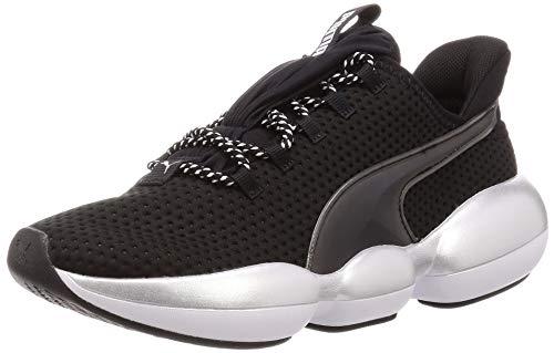 Puma Mode XT Wns, Scarpe da Fitness Donna, Nero Black White, 40 EU