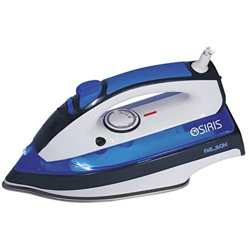 PALSON Powerful Steam Iron 2200W with Steam Blast, Auto Shut Off, Anti Drip, Anti Scale, Self Cleaning – Free 2 Year…