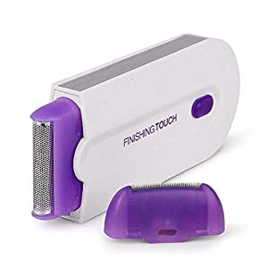 HEMIZA Rechargeable Hair Remover Trimmer Shaver for Women and Men (Multicolour)