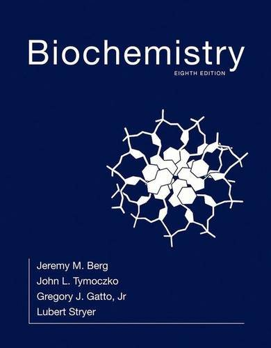 Preisvergleich Produktbild Biochemistry: International Edition