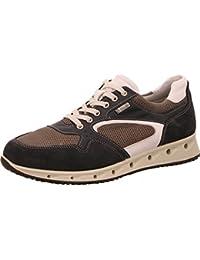 IGI CO 7716 Blu Scarpa Uomo Sneaker Running Goretex Surround Pelle Made in  Italy dd8df37ac2c