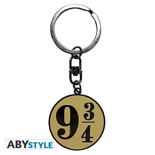 ABYstyle Studio AbyStyle abykey138–Harry Potter Schlüsselanhänger PLATFORM 93/4