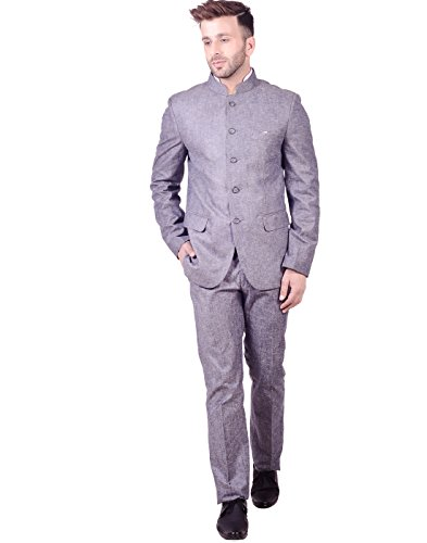 Lee Marc Regular Fit Mens Blazer (LEEMARCBLA1010_40)  available at amazon for Rs.2100