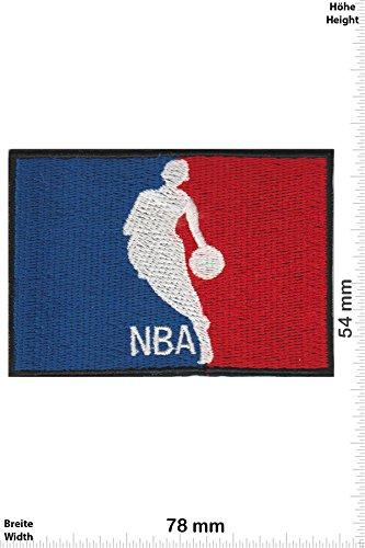 Patch-Iron-NBA - Basketball - Motorsport - Sport - Sport USA - - Iron On Patches - Aufnäher Embleme Bügelbild Aufbügler