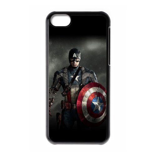 LP-LG Phone Case Of Captain America For Iphone 5C [Pattern-6] Pattern-1