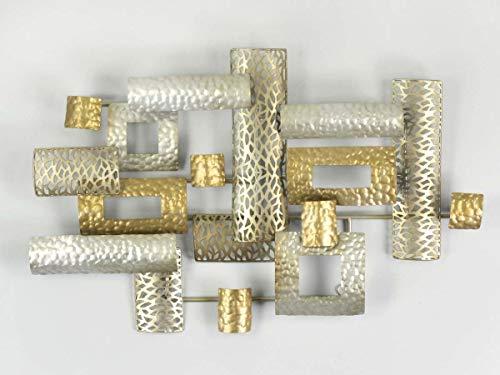 Formano design decorazione da parete moderna metallo champagne oro argento moderno