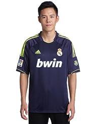 adidas Real Madrid C.F. - Camiseta de fútbol, 2ª equipación, 2012-13, color morado