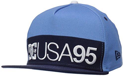DC Rob Dyrdek Division Snapback Cap Heritage Blue One Size