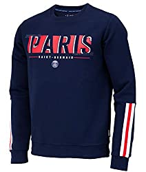 PARIS SAINT GERMAIN Sweatshirt PSG Offizielle Kollektion - Herrengröße M