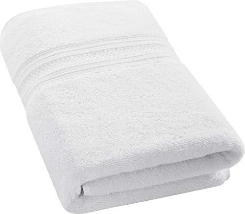 Toallas de baño de algodón 700 GSM premium (89 x 178 cm) Hoja de baño de lujo perfecto para el hogar, los baños, la piscina y el gimnasio Algodón de anillos - by Utopia Towels