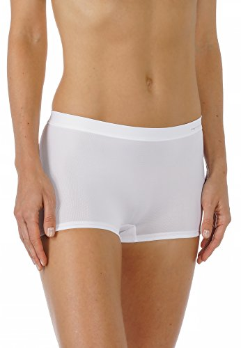Mey Basics Serie Emotion Damen Panties Weiß 50 -