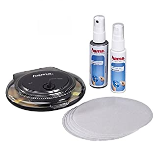 Ansim CD/DVD Repair and Cleaning Kit With Repair Paste, Polishing Pad & Cleaning Fluid/Shell