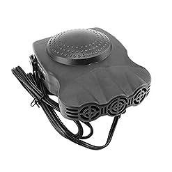 12 V 150 W Auto Car Heater Portatile 2 in 1 Riscaldamento Ventola di raffreddamento Car Dryer Parabrezza Sbrinatore Demister Con maniglia di oscillazione