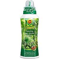 Compo Concimi Liquidi Piante Verdi, Verde, 9x7,9x28 cm