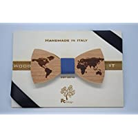 Papillon in legno Wood-IT mod: WORLD