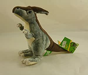 "12"" Animal Planet Dinosaur Soft Toy - Parasaurolophus Dinosaur (K119) E"