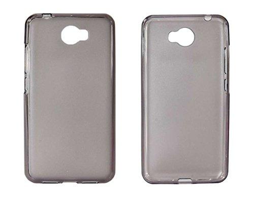caseroxx TPU-Hülle für Archos 50 Cobalt, Tasche (TPU-Hülle in schwarz-transparent)