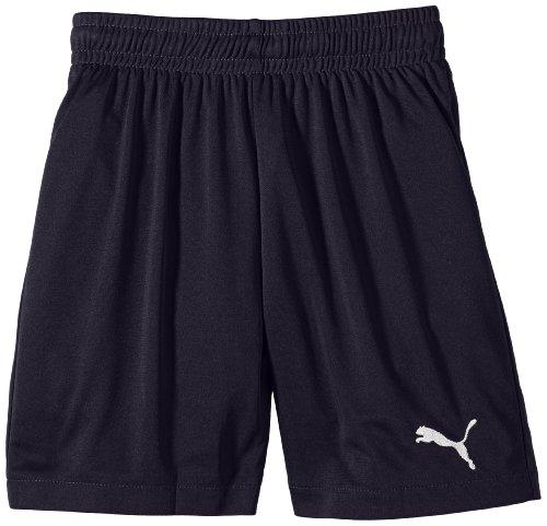 Puma Jungen Fußballshorts Velize, new navy, 164, 701895 06 (Puma Kordelzug Shorts)