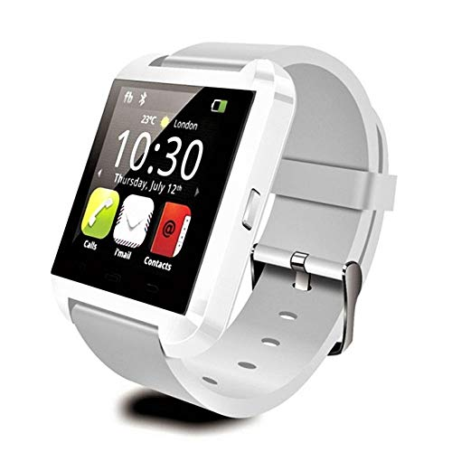 Yanchad Smartwatch Smart Watch Bluetooth Sport Multifunktionale Aktivität Tracker Blutdruck Herzfrequenz Schlaf Monitor Schrittzähler Kalorienzähler Unisex Mode tragbar