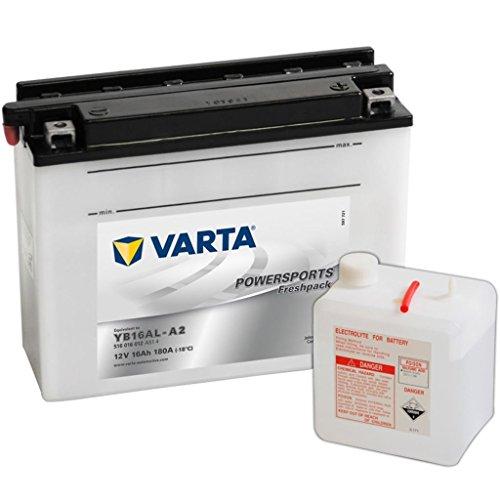 Varta 516016012A514, batteria moto per starter