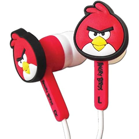 GameOn Angry Birds - Auriculares