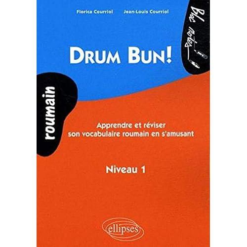 Drum bun : apprendre et réviser le vocabulaire roumain en s'amusant