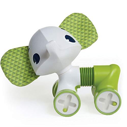 Tiny Love Tiny Roller Friends Jouet à Tirer Samuel L'Elephant Vert