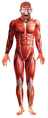 Desconocido Kostüm von menschlichen Körper